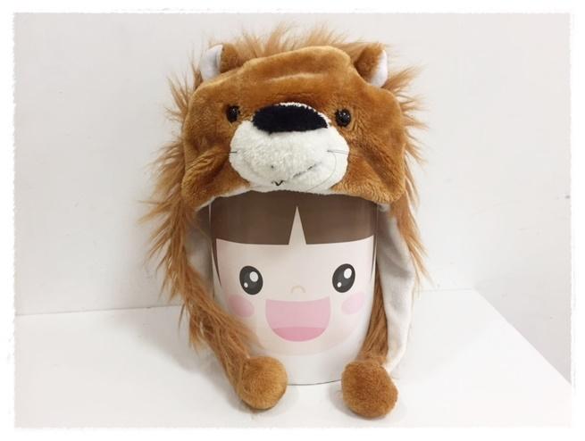 なりきりライオン.JPG